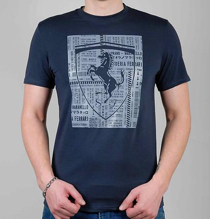 Футболка мужская Puma Ferrari (11902-6), фото 2