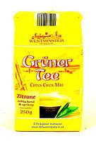 Чай зеленый Westminster Лимон 250г