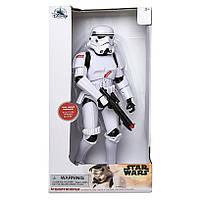 """Мовець лялька Штурмовик """"Зоряні Війни"""" Stormtrooper Talking Action Figure Star Wars Дісней Disney, фото 1"""