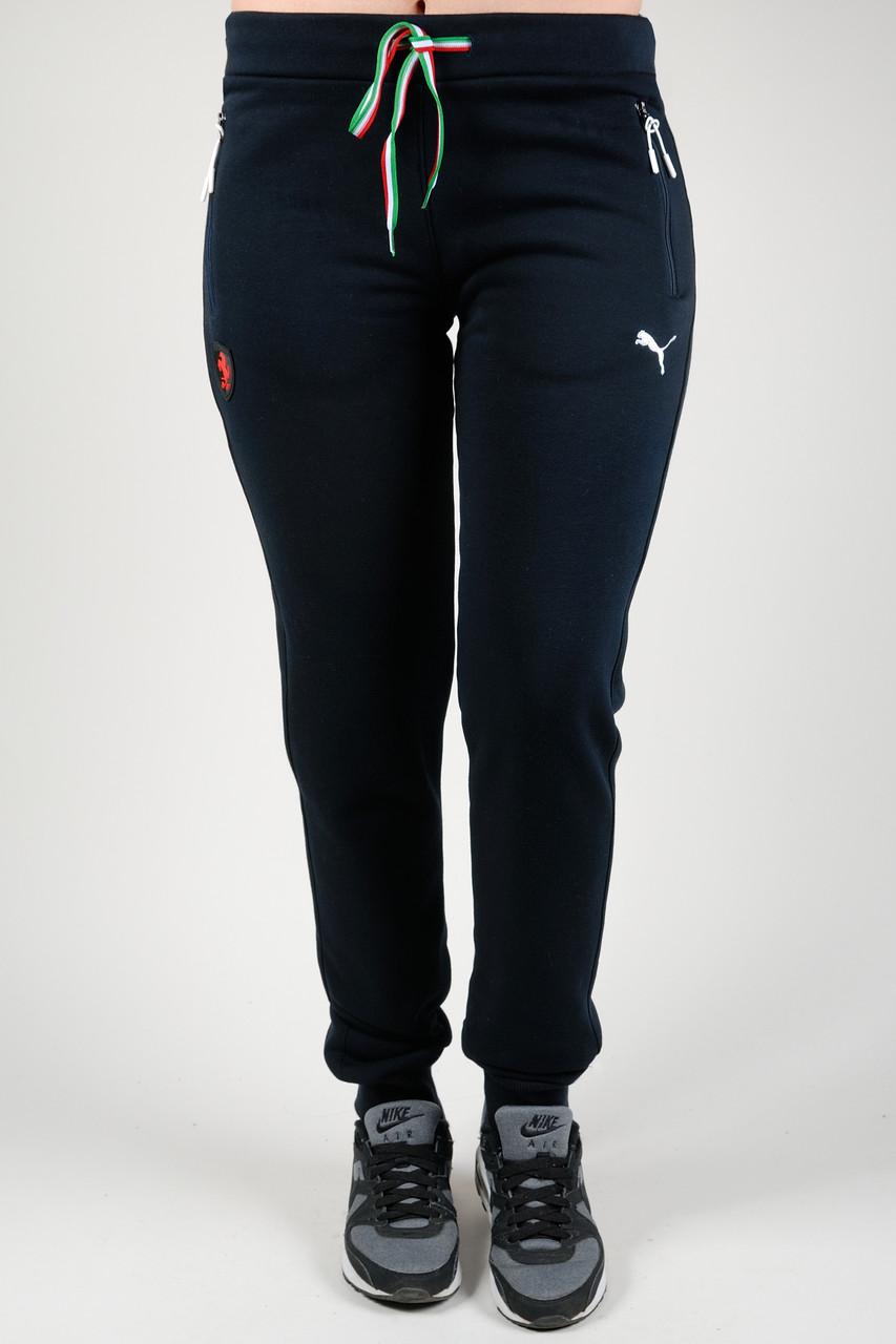 Женские зимние спортивные брюки Puma (2606-1)