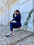 Женский спортивный костюм трикотаж двухнить размер: 42, 44, 46, фото 6