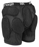 Защитные шорты Sport Gear U Rider (Черный, M)