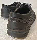 Mante туфли большого размера. Кожаная батальная обувь манте для мужчин кроссовки 46,47,48,49,50, фото 2