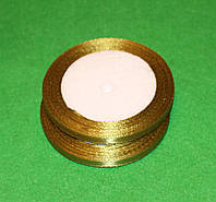 Лента атласная  872 оливковая  6 мм, фото 1