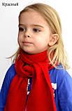 Тонкий шарф длина 120 см ширина 15 см, Разные цвета, фото 7