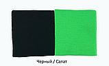 Тонкий шарф длина 120 см ширина 15 см, Разные цвета, фото 10