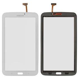 Тачскрін (сенсор) для планшета Samsung T210 Galaxy Tab 3 версія Wi-Fi білий