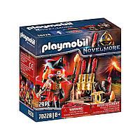 """Игровой набор """"Мастер огня пиратов Бернхема"""" Playmobil (4008789702289), фото 1"""