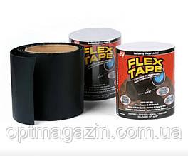 Водонепроникна ізоляційна клейка стрічка скотч 10х150 см Flex Tape