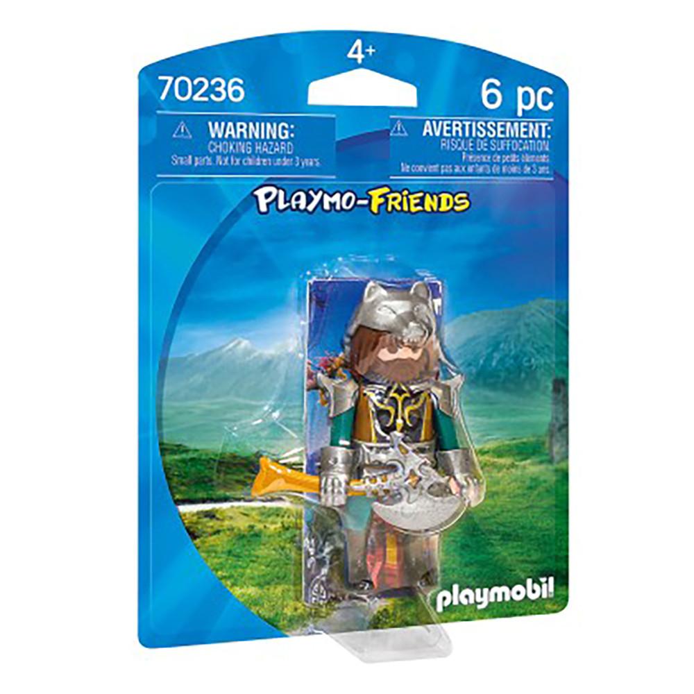 """Фігурка """"Вовчий воїн"""" Playmobil (4008789702364)"""