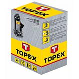 Домкрат Topex гидравлический 5 т, 215-445 мм (97X035), фото 2