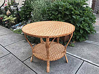 Столик из лозы, фото 1