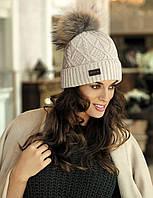 Красивая шапка от Kamea - Diana.