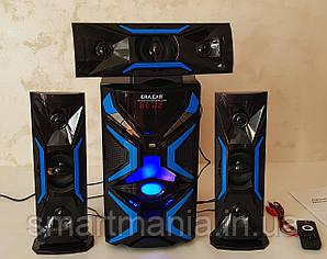 Акустична система 3.1 Era Ear E-1503L (USB/FM-радіо/Bluetooth) 60W