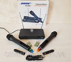 Радіомікрофони, бездротова радіосистема Bose BS -206