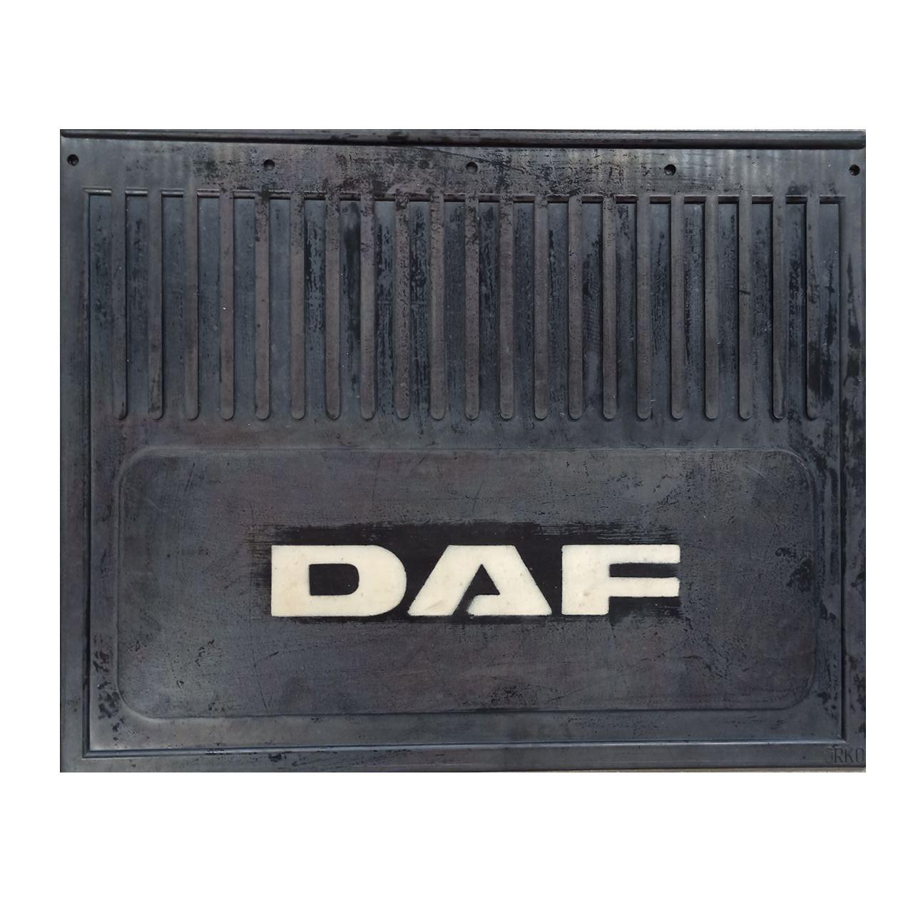 БРИЗГОВИК DAF (470х370) ПРОСТИЙ НАПИС ТУРЦІЯ