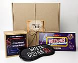 """Игровой набор для взрослых """"Ночные фанты"""": печенье с заданиями, маска для сна и """"Консервированный секс"""", фото 2"""