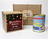 Подарок на Свято Миколая: Печенье с предсказаниями, Консервированные носочки для подарка Святого Миколая, фото 8