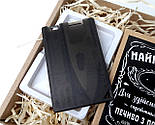 """Подарок для мужчины """"Мужской минимум"""": мультитул-кредитка и печенье с пожеланиями с стиле виски """"Джек Дениелс"""", фото 3"""