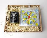 """Смешной подарок мужчине """"Рулетка счастья"""": прикольная игра  и консервированные носки для полного счастья, фото 6"""