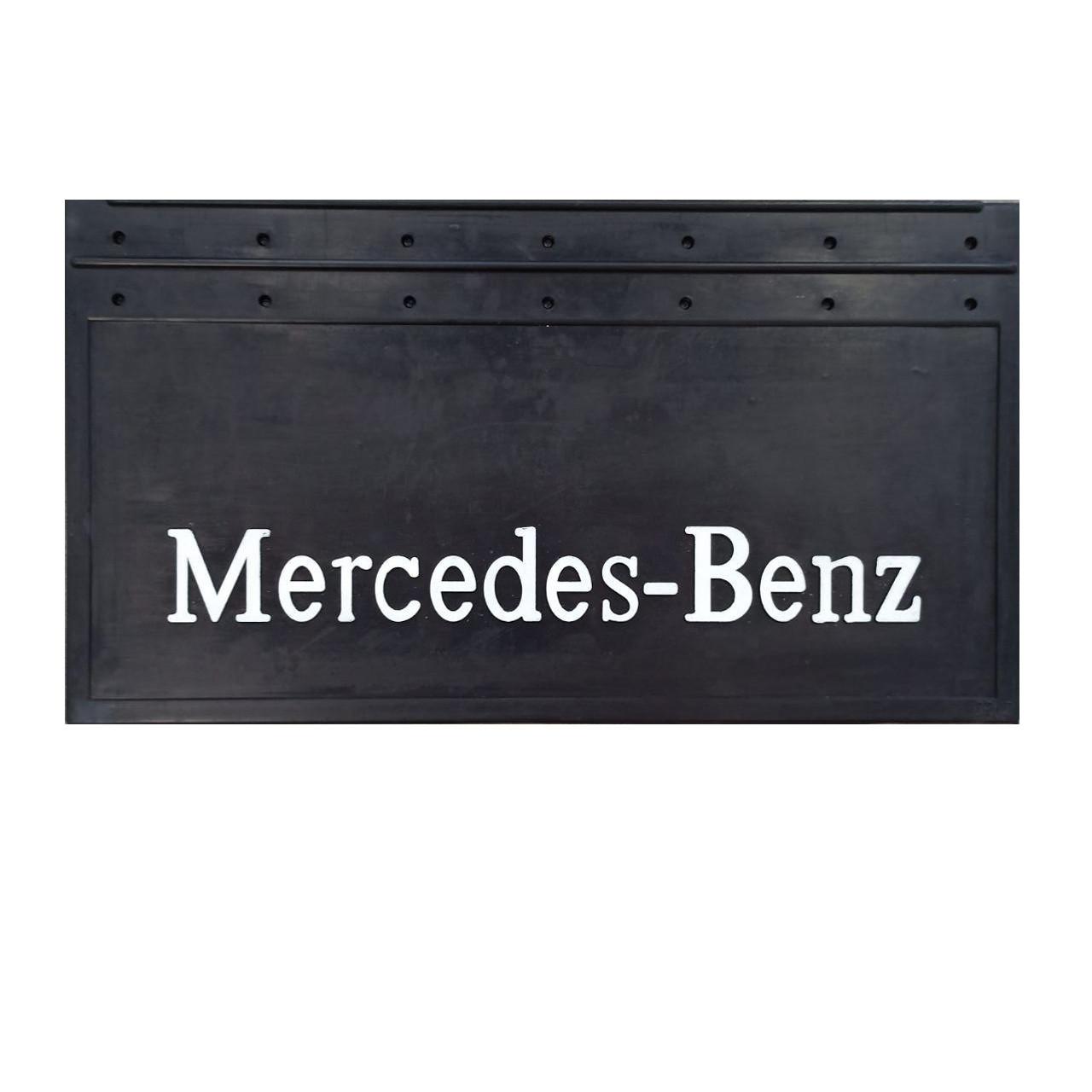 БРИЗГОВИК Mercedes-Benz (650х350) РЕЛЬЄФНИЙ НАПИС ТУРЦІЯ