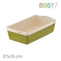 Форма для выпечки хлеба керамическая Granchio Natura Oliva  88517