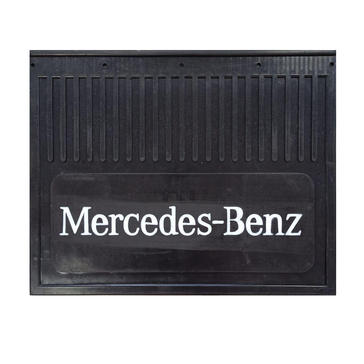 БРИЗГОВИК Mercedes-Benz (470х370) ПРОСТИЙ НАПИС ТУРЦІЯ