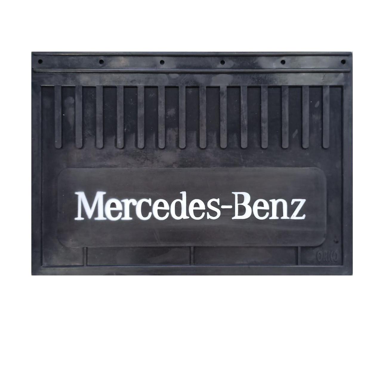 БРИЗГОВИК Mercedes-Benz (500х370) ПРОСТИЙ НАПИС ТУРЦІЯ