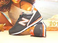 Женские кроссовки для бега New Balance 996 (реплика) серые 40 р.
