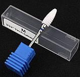 Насадка керамическая конусная  кукуруза синяя, фото 3