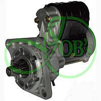 Стартер редукторный Case, Ford New Holland, JCB 12В 2,8 кВт 123708132
