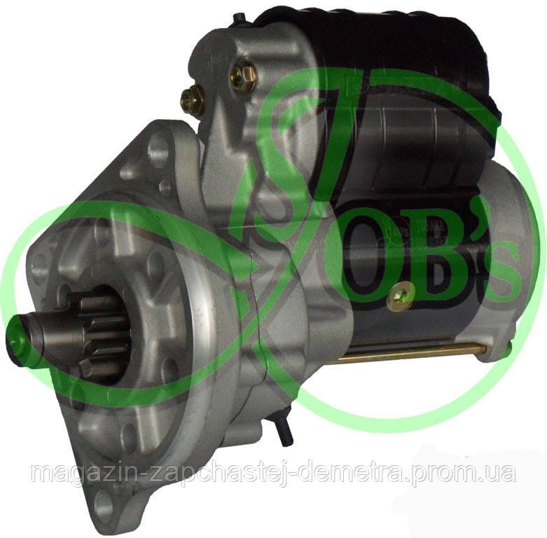 Стартер редукторный Fiat, UTB редукторний 12В 2,8 кВт 123708146