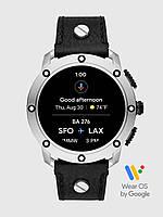 Смарт-часы Diesel Axial из нержавеющей стали с динамиком, пульсометром, GPS, NFC