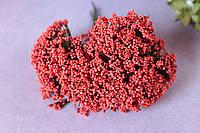 Добавка сыпучая 12 шт\уп. красного цвета, фото 1