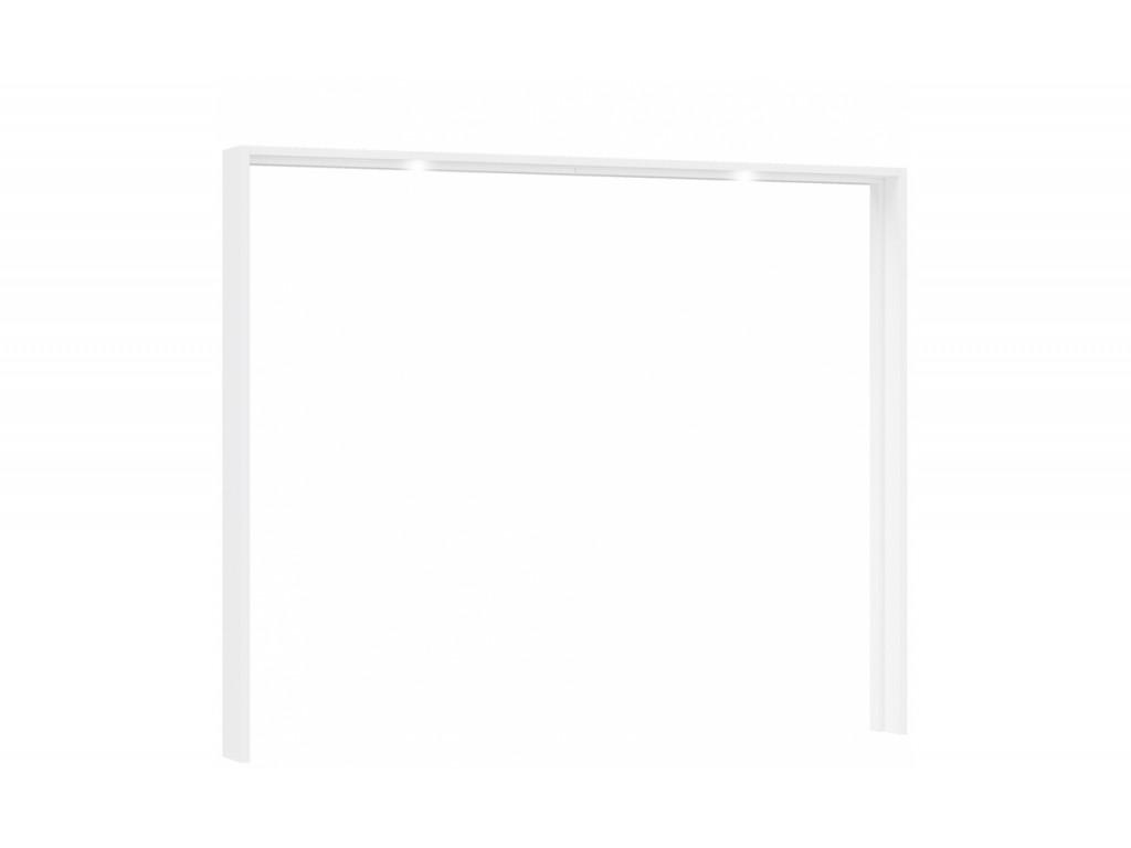 Рама с подсветкой OVEZ04B-120 OLIVIA Forte белый