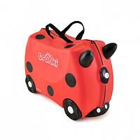Детский чемоданчик TRUNKI HARLEY LADYBUG