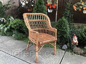 Кресло из лозы X3