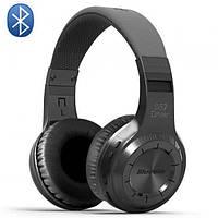 Bluetooth наушники с микрофоном Bluedio HT Black .