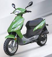 YIBEN скутер YB50QT-3К 49 см3