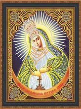 КФ-07. Алмазная мозаика Икона Пресвятая Богородица Остробрамская