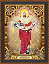 КФ-08. Алмазна мозаїка Ікона Покрова Пресвятої Богородиці