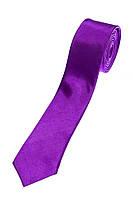 Галстук 120PAR117 (Фиолетовый)