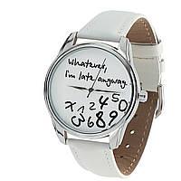 """Часы наручные """"Late"""" разные цвета"""