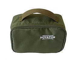 Сумка для 2-х котушок Novator GR-1921