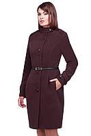 Пальто женское демисезонное кашемировое , фото 1