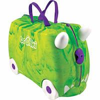 Детский чемоданчик TRUNKI RЕX (Динозавр Рекс)
