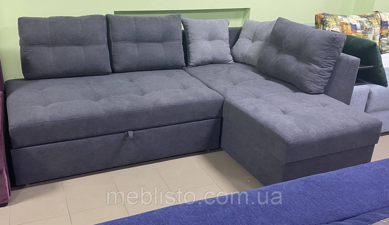 Кутовий диван Прадо 2.25 на 1.65