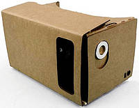 Google Cardboard. Бюджетный Oculus, Виртуальная реальность 3d оптом