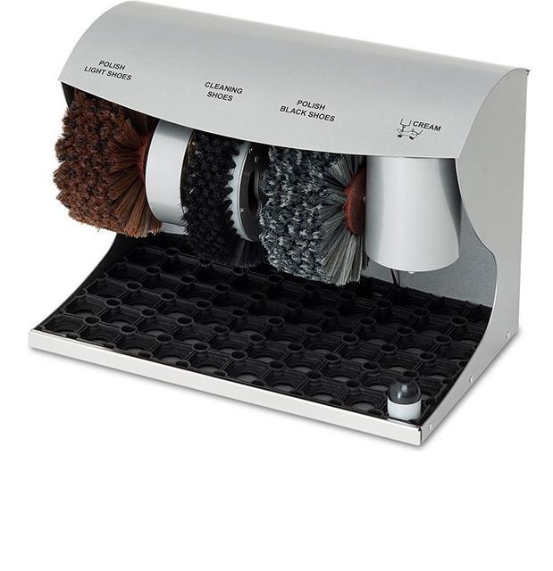 Пристрої для чищення взуття
