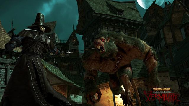 Игра Warhammer: End Times — Vermintide уже доступа на ПК